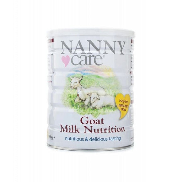 Nannycare Nanny Goat Milk - Infant Nutrition
