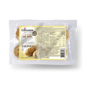 Consenza Gluten Free Wholegrain Long Buns