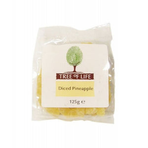 Tree Of Life Pineapple - Diced