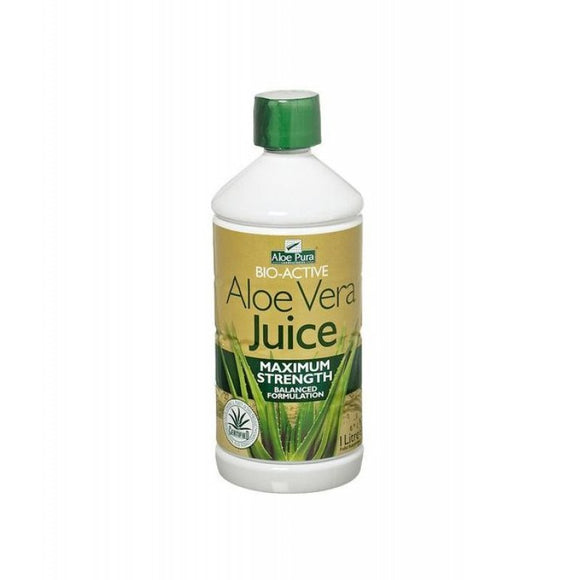 Ransom Aloe Vera Juice - Maximum Strength
