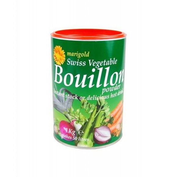 Marigold Swiss Vegetable Bouillon - Gluten Free