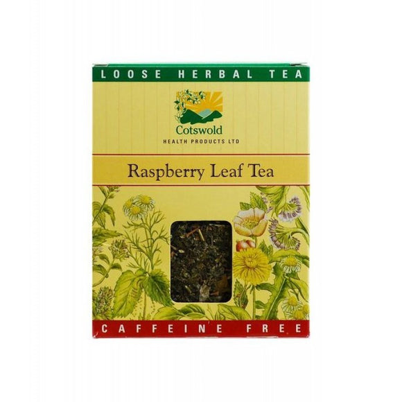 Cotswold Pure Loose Raspberry Leaf Tea