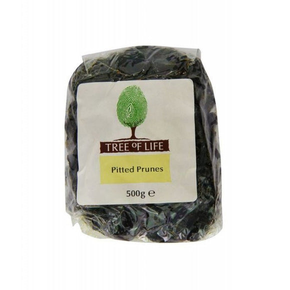 Tree Of Life Prunes - Pitted