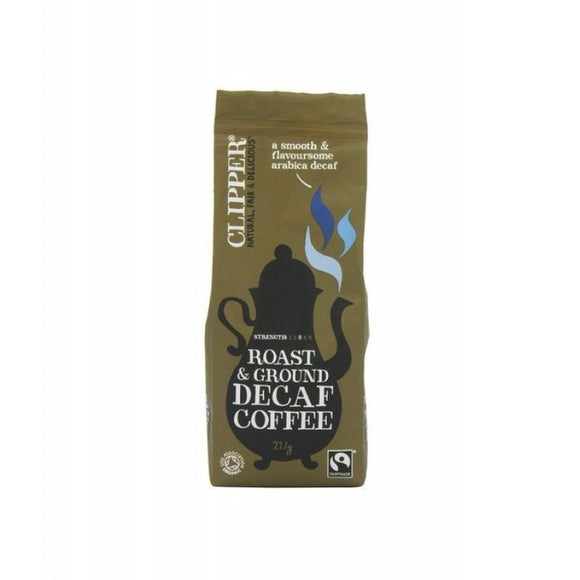 Clipper Roast & Ground Coffee - Original Decaffeinated