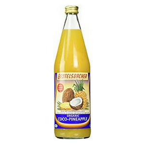 Beutelsbacher Demeter Coco-Pineapple Juice