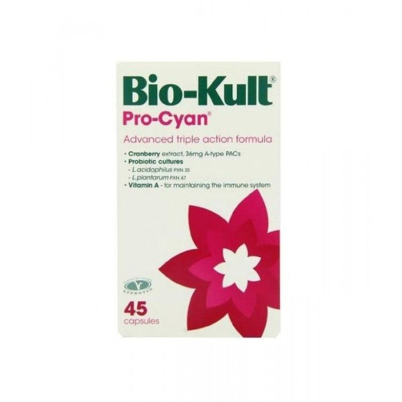 Pro-Cyan Anti-UTI Advanced Triple Action Formula Probiotic