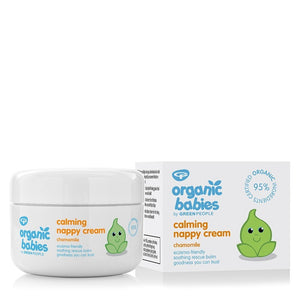 Green People Organic Babies Calming Nappy Cream