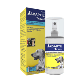 Donate an Adaptil Spray to a Shelter Dog