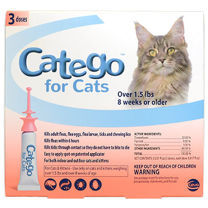 Catego Flea & Tick Prevention