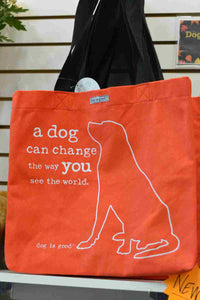 Tote Bag- Dog is good