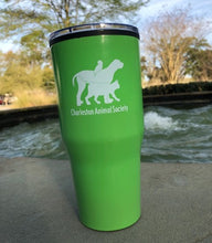 30oz Logo Tumbler With Slide Lid (Available in 3 colors!)