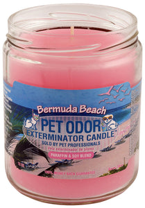 Candle - Pet Odor Exterminator - Bermuda Beach