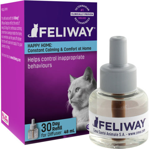 Feliway Classic 30-Day Diffuser Refill