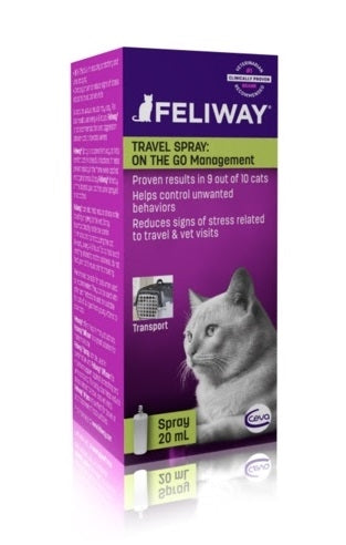 DONATE a Feliway Classic Spray to a Shelter Cat