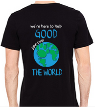 The World V-Neck T-Shirt
