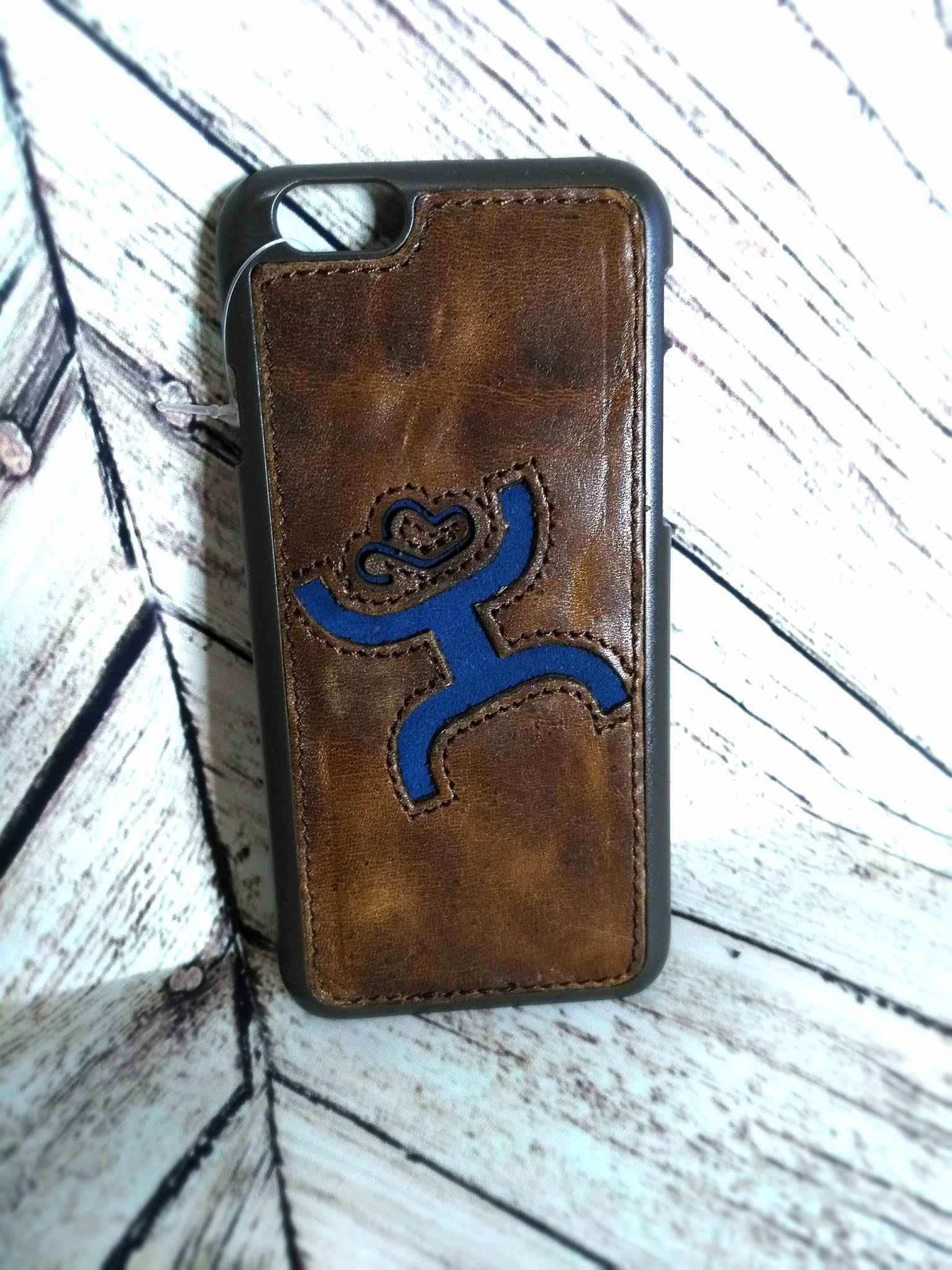 Hooey Leather Cell Case