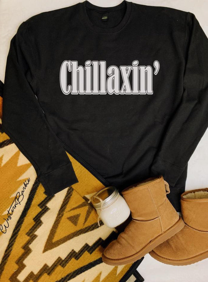 Chillaxin' sweatshirt