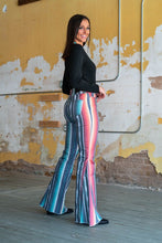 Load image into Gallery viewer, Serape Bell Bottoms
