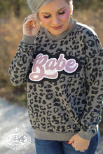 Load image into Gallery viewer, Babe Chenille Sweatshirt
