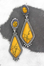 Load image into Gallery viewer, Montenegro Drop Earrings