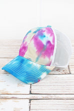 Load image into Gallery viewer, Tie dye ball cap