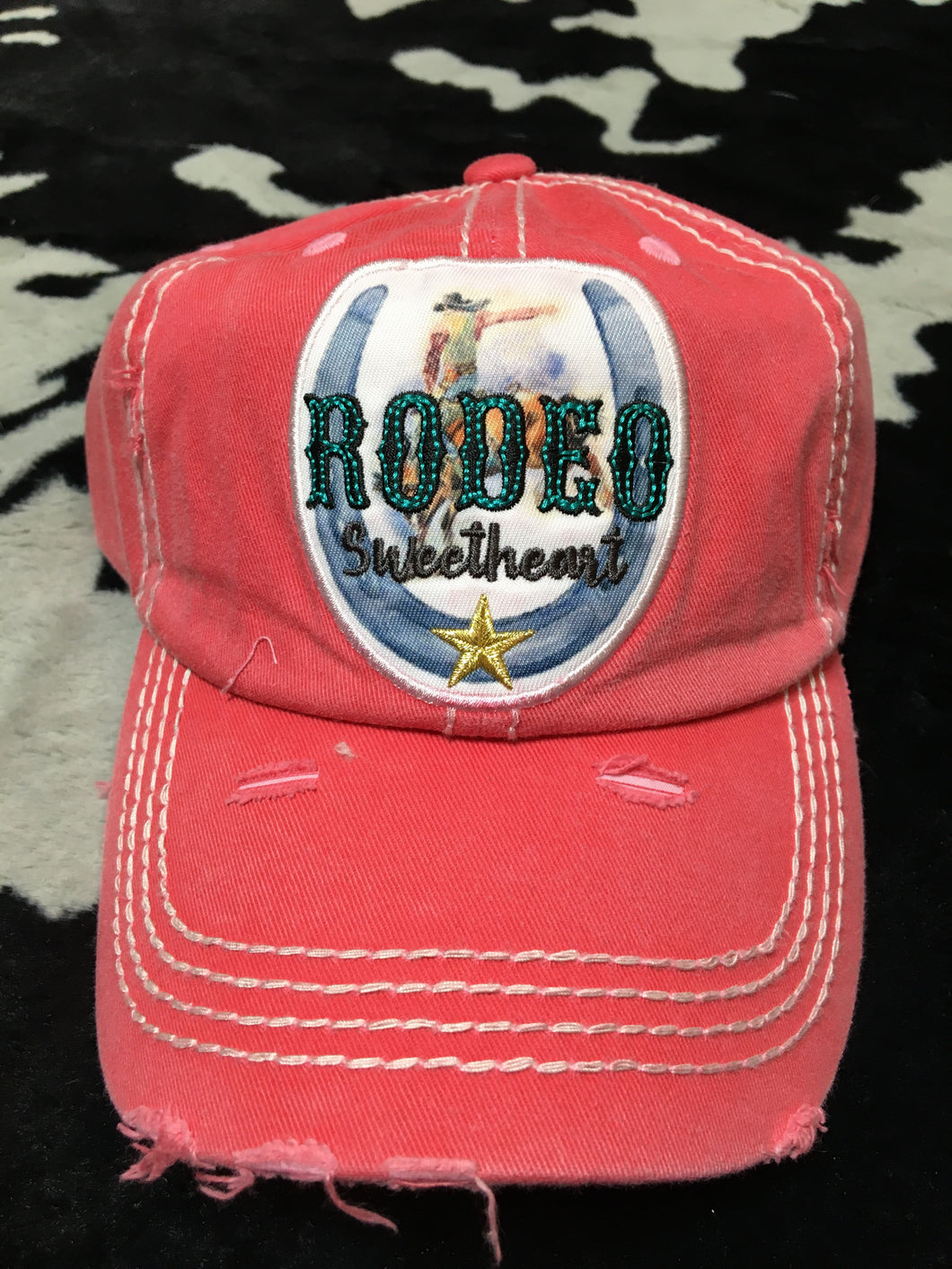 Rodeo Sweetheart cap