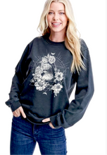 Load image into Gallery viewer, Alchemy Floral Sweatshirt