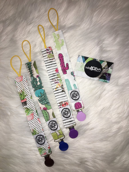 Cactus paci clips