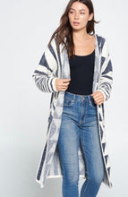 Load image into Gallery viewer, Elsa Hooded Sweater Cardigan
