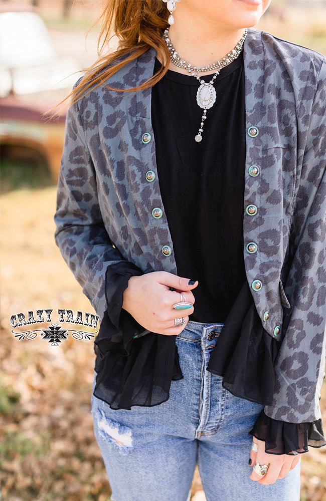 Gypsy Girl Blazer