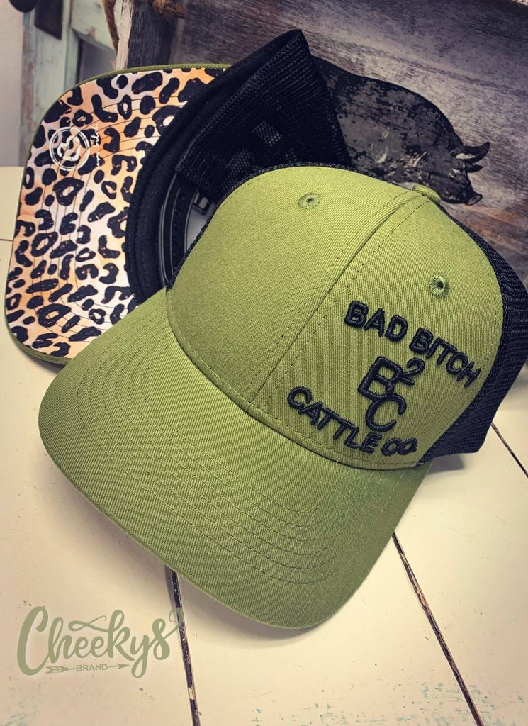 BB Cattle Co Cap