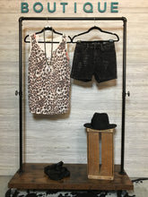Load image into Gallery viewer, #010 Leopard/Floral Tank