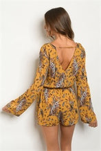 Load image into Gallery viewer, Fall Vibes Romper