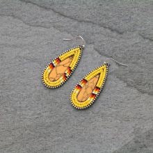 Load image into Gallery viewer, Tear drop earrings