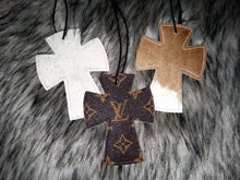 Load image into Gallery viewer, LV and cowhide refreshing air freshener kit