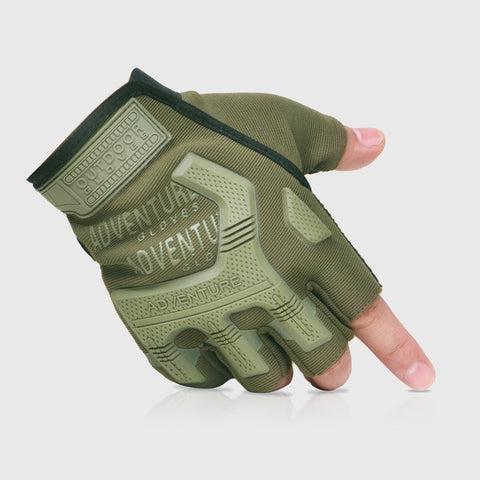 Half Finger Sports Gym Gloves