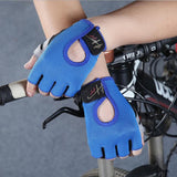 Anti-Slip Half Finger Gloves