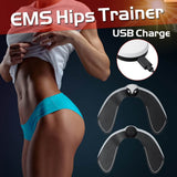 USB Charging EMS Hip Trainer Buttock Muscle Stimulator Lifting Massager
