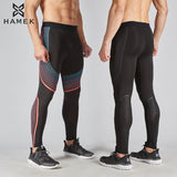 Neon Stripes Crossfit Bodybuilding Compression Tights