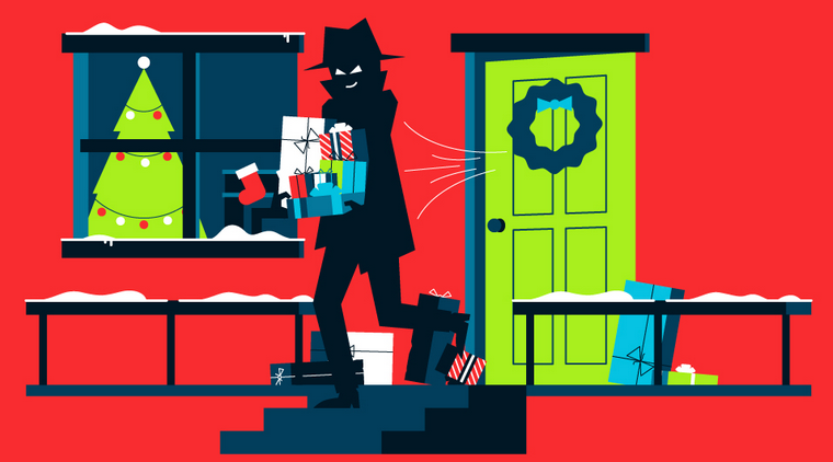 Tis the Season for Holiday Break-ins and Package Thefts