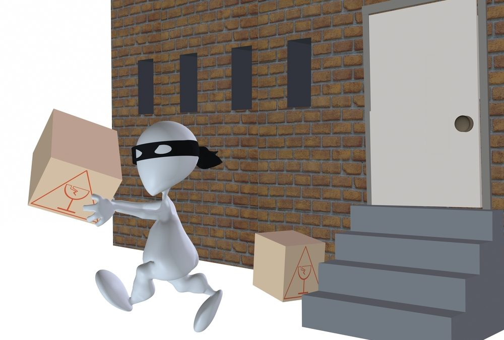 How to Thwart Porch Pirates
