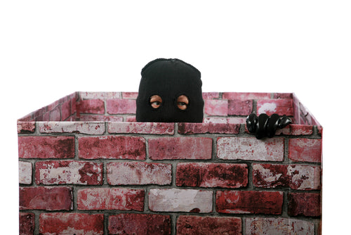 Would-Be Burglar Gets Stuck in Chimney