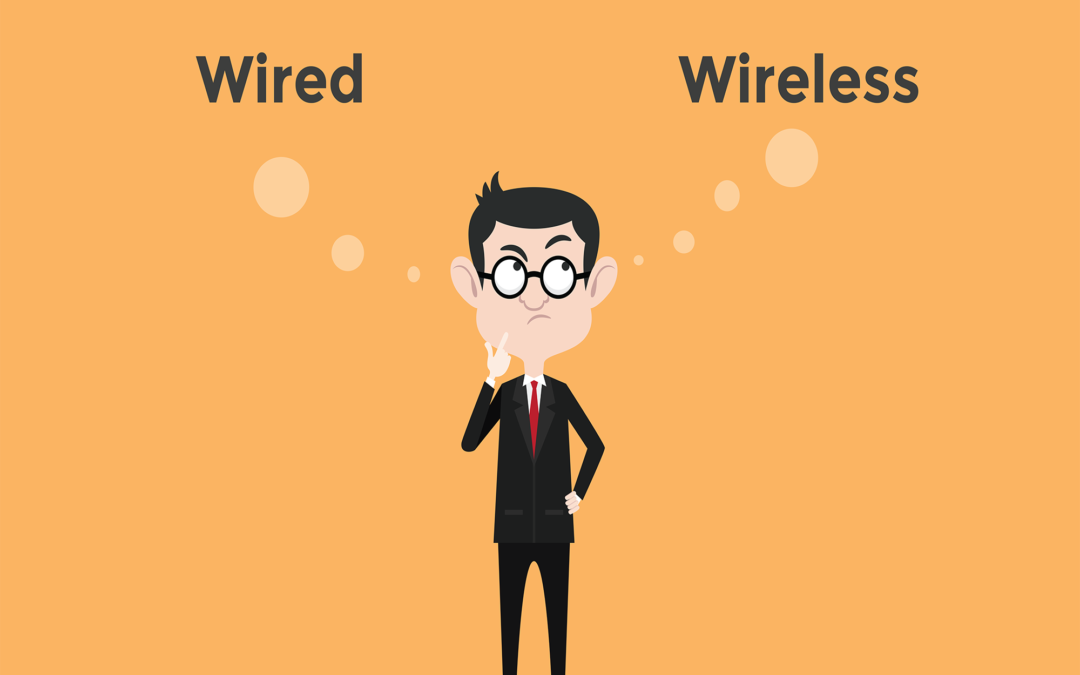 Wired And Wireless Security Camera System | Wired Vs Wireless Home Security Camera Systems Deep Sentinel