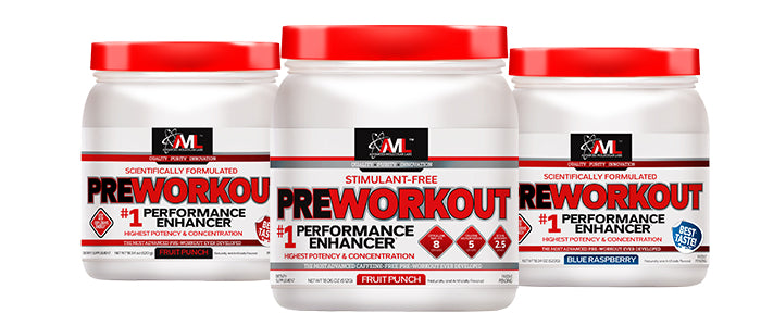 AML Preworkout - The Ultimate Performance Enhancer