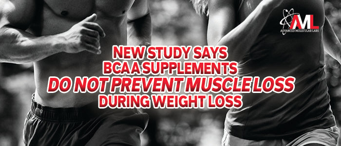 New Study Says: BCAA Supplements Do Not Prevent Muscle Loss During Weight Loss