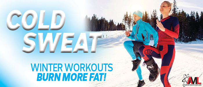 COLD SWEAT: WINTER WORKOUTS BURN MORE FAT!