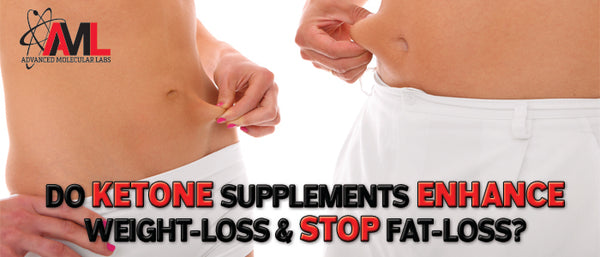 Do Ketone Supplements Enhance Weight Loss or Stop Fat Loss?