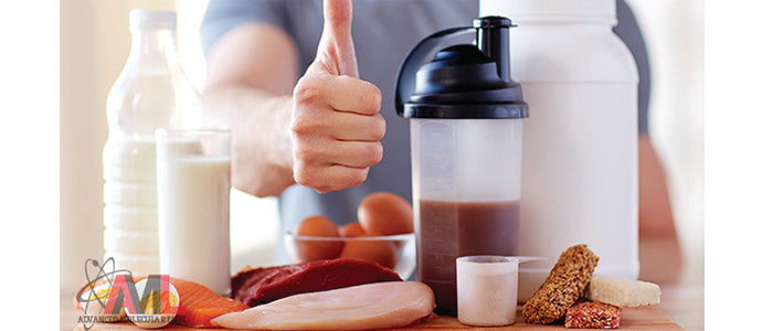 Eat Protein Throughout the Day