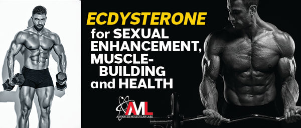 ECDYSTERONE FOR SEXUAL ENHANCEMENT, MUSCLE-BUILDING & HEALTH