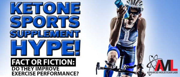 Ketone Sports Supplement Hype: Fact and Fiction. Do They Improve Exercise Performance?